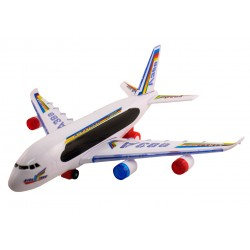 Biały samolot