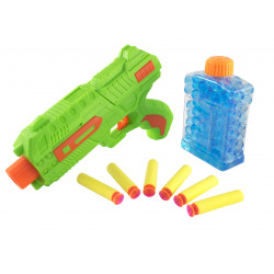 Pistolet na kulki wodne oraz strzałki