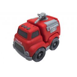 Straż pożarna autko zabawka armatka
