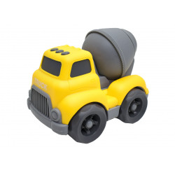 Betoniarka autko pojazd zabawka