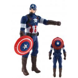 Kapitan ameryka figurka zabawka dla dzieci