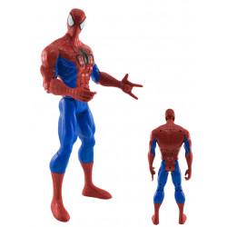 Spiderman figurka zabawka avengers światło dźwięk