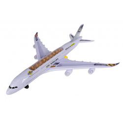 Samolot duży zabawka światło dźwięk