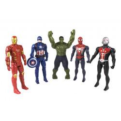 Zestaw figurek avengers marvel
