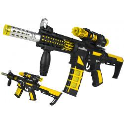 Zabawka karabin na baterie broń zabawkowa