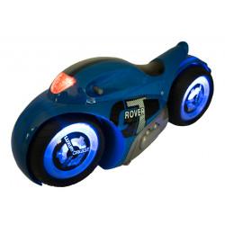 Motor zdalnie sterowany niebieski