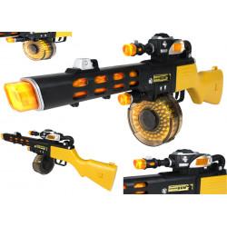 Strzelba karabin zabawkowy broń